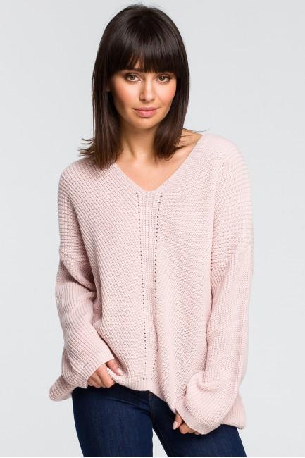CM4153 Sweter asymetryczny...