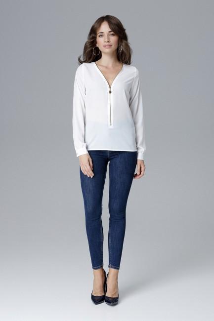 CM4160 Zasuwana bluzka z...