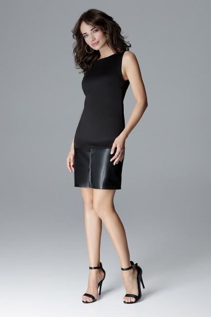 CM4162 Prosta sukienka...