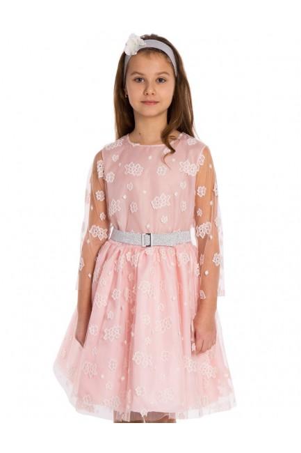 MA117 Dziecięca sukienka z...
