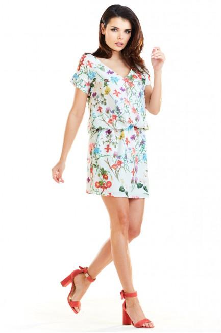 CM4175 Sukienka mini na...