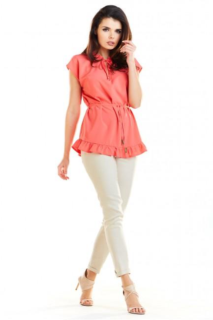 CM4180 Kobieca bluzka z...