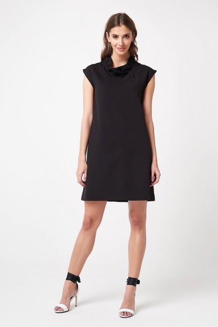 CM4207 Trapezowa sukienka...