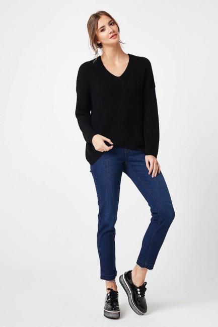 CM4210 Kobiecy sweter w...