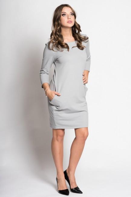 CM4212 Dzianinowa sukienka...