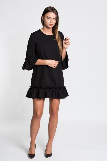 CM4218 Sukienka mini z...