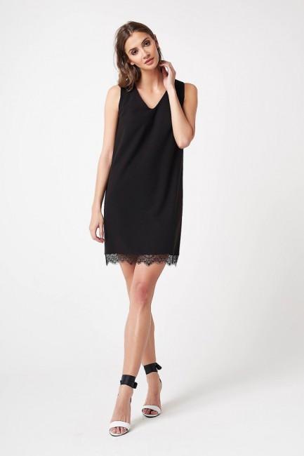CM4243 Sukienka mini bez...