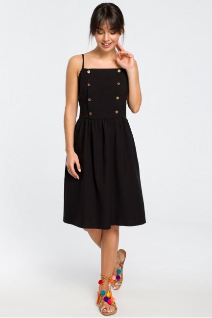 CM4261 Sukienka mini na...
