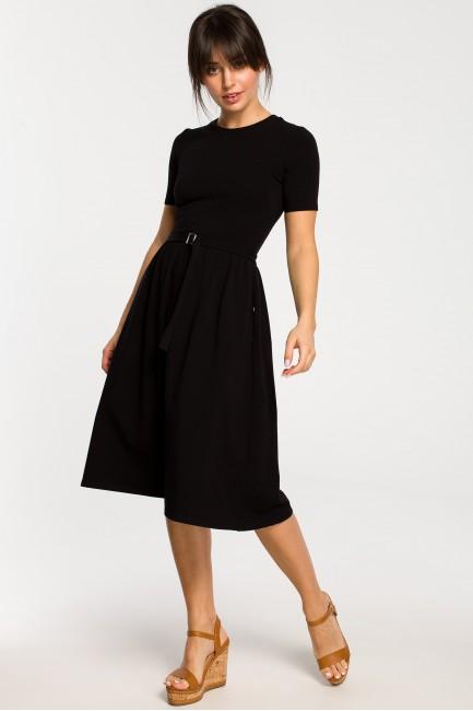 CM4268 Sukienka z paskiem i...