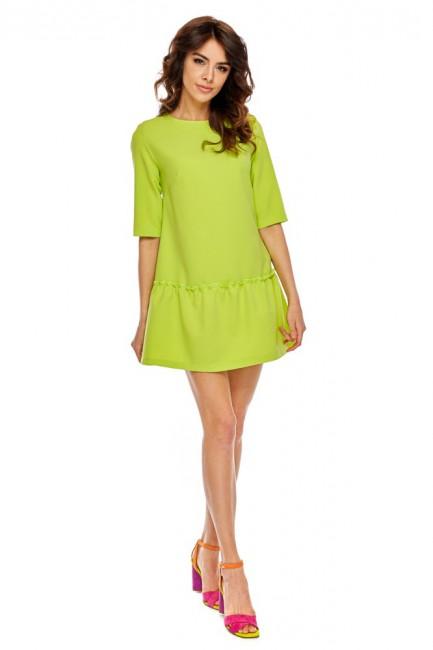 CM4272 Sukienka z krótkim...