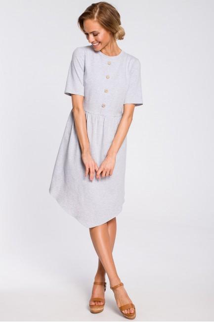 CM4312 Bawełniana sukienka...