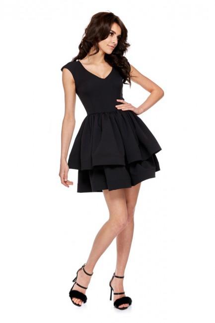 CM4286 Koktajlowa sukienka...