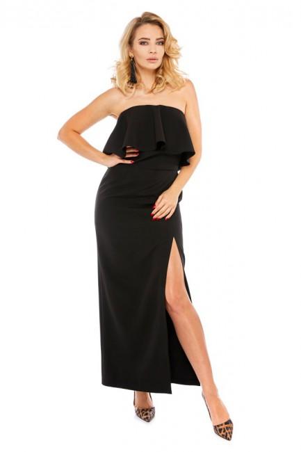 CM4290 Sukienka maxi z...
