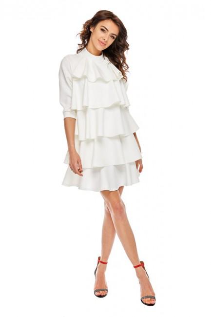 CM4297 Szykowna sukienka w...