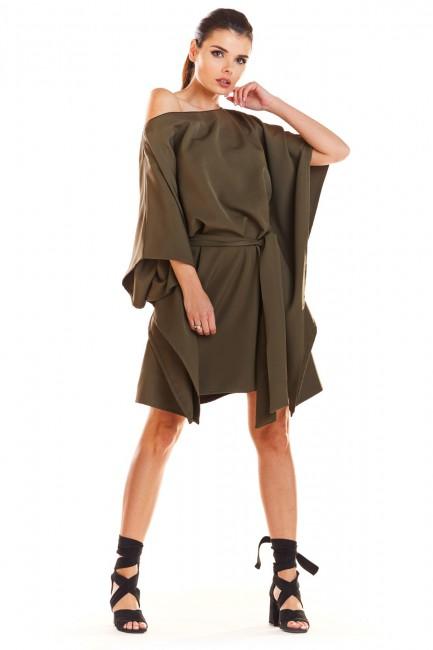 CM4336 Sukienka oversize z...