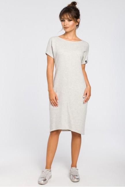 CM3188 Luźna sukienka midi...