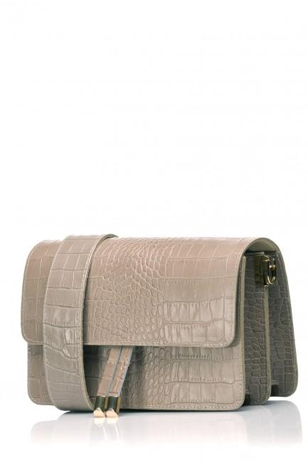 CM4362 Skórzana torebka z...